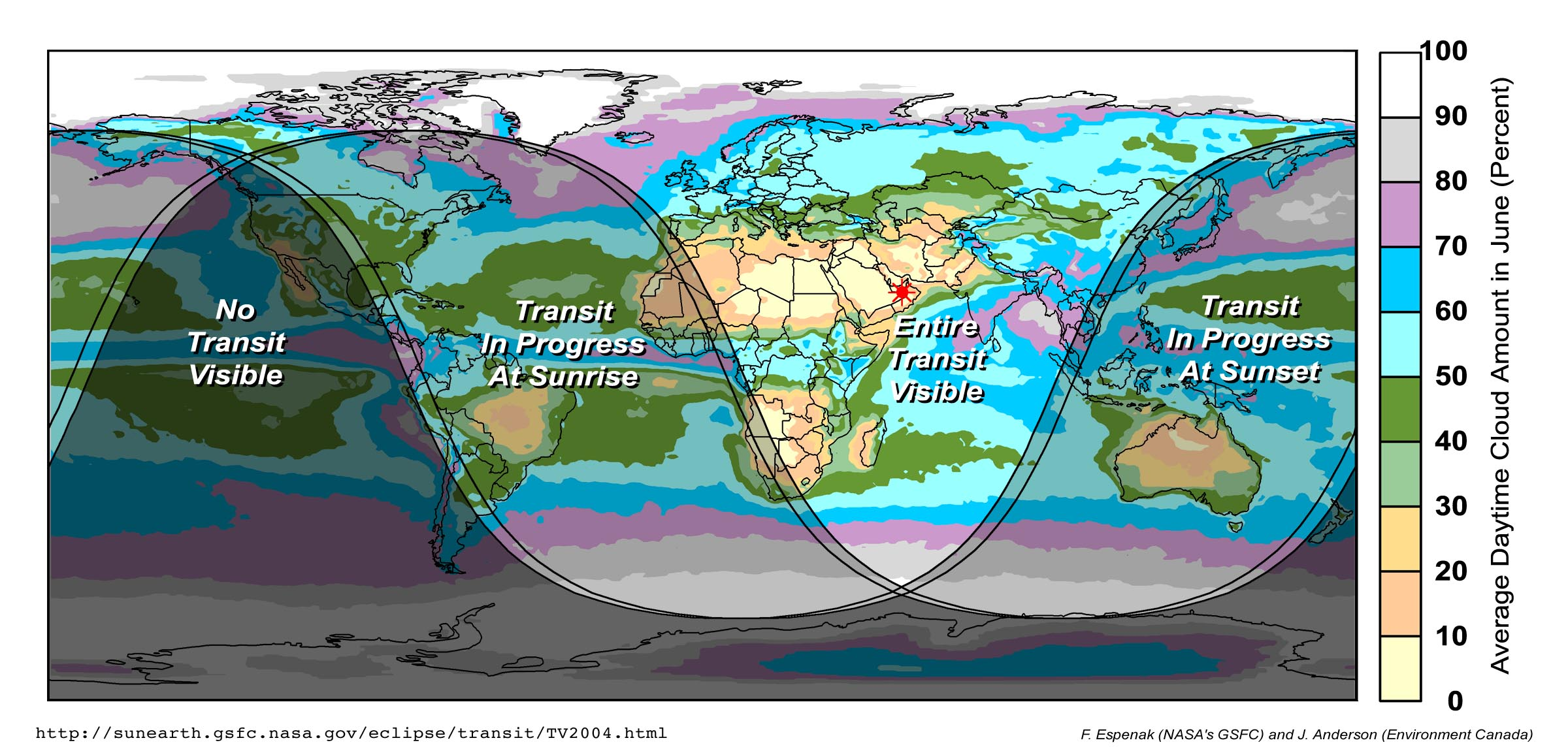 NASA - Predictions for the 2004 Transit of Venus Venus With Water Map on terraformed venus map, mars map, planet venus surface map,